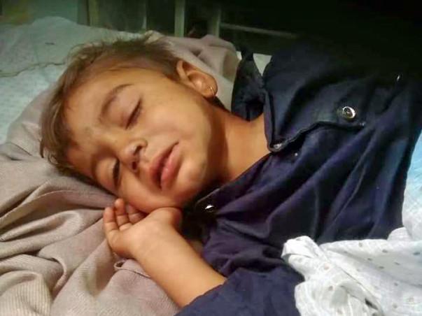 Help 2 years old Raj Fight Leukemia