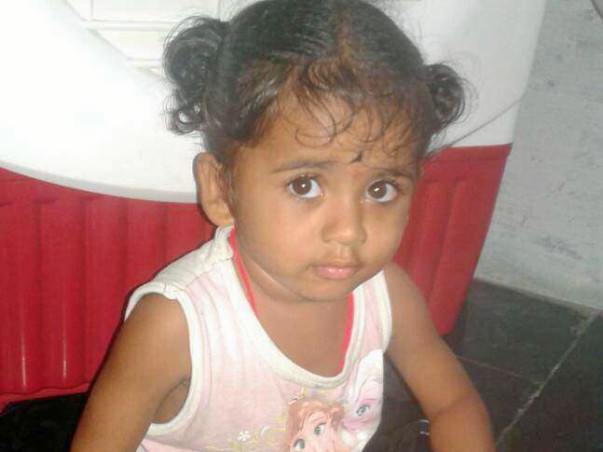 Help 5-Year-Old Vaishnavi Fight Cancer