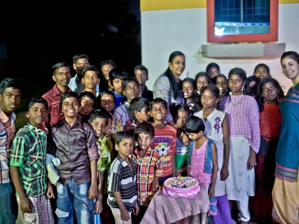 I am fundraising for orphanage children
