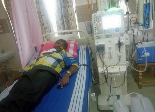 Help Munusamy for Kidney transplant