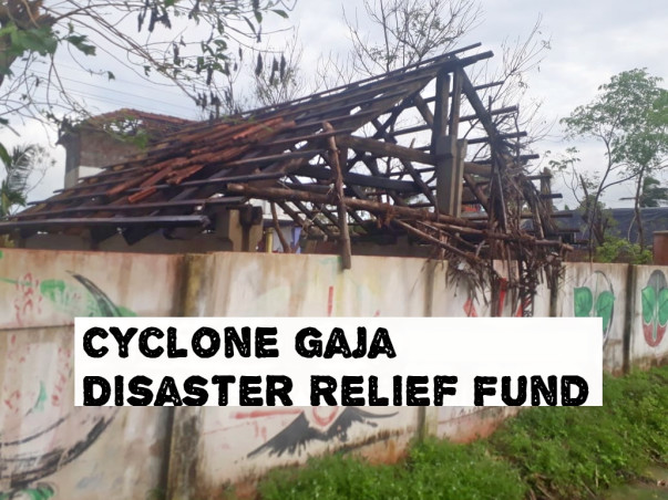 Cyclone 'Gaja' -Help Us To Provide Food & Shelter
