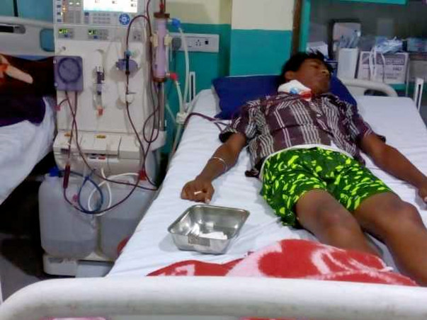 Help Sourav Get His Kidney Transplant