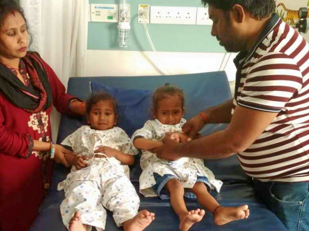 Help My Three Angels To Fight Thalassemia Major