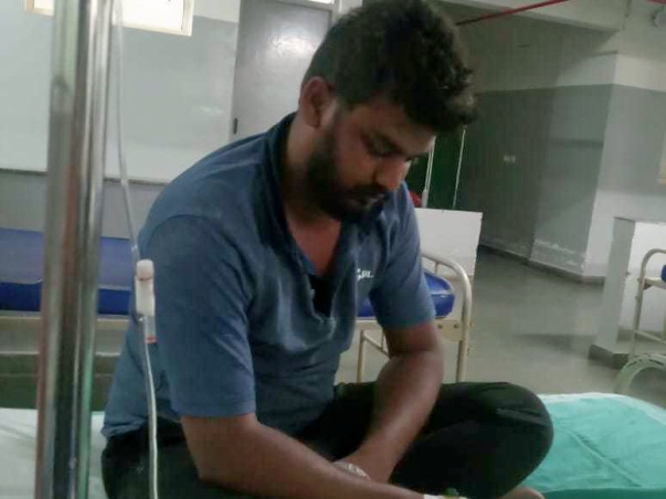 Support Krishna Recover From Pancreatic Viral Infection
