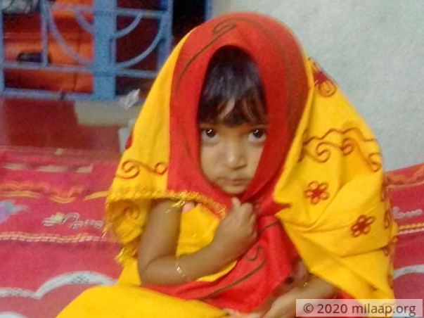Baby of Sanam needs a Bone Marrow Transplant and needs your help