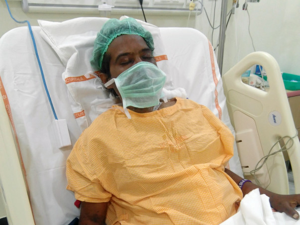 Help Naresh Recover From Pancreas & Kidney Failure