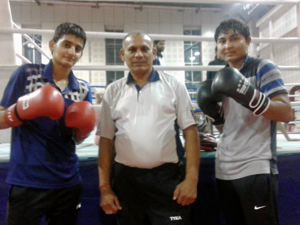 Help these National Women Boxers purchase Boxing Equipment
