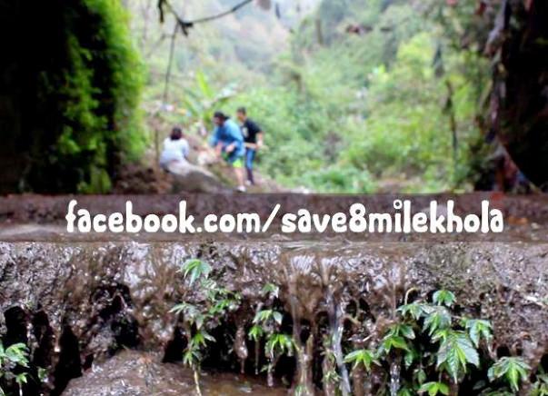 Save 8 Mile Khola