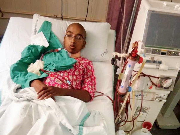 Support Pooja KM fight Undergo Kidney Transplant