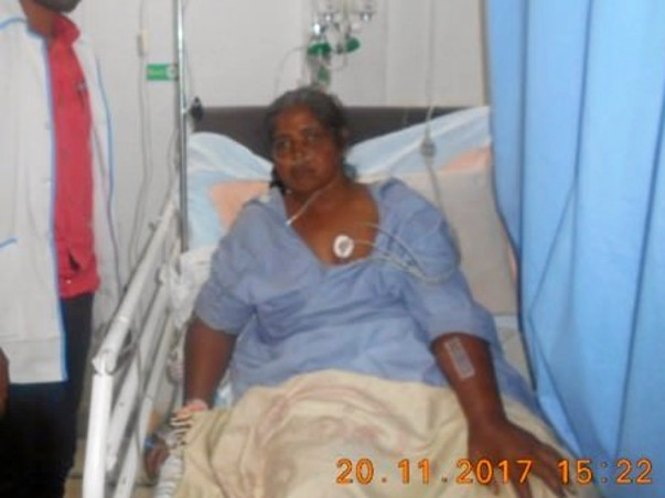 Help Rehana Begum Live With Artificial Kidneys