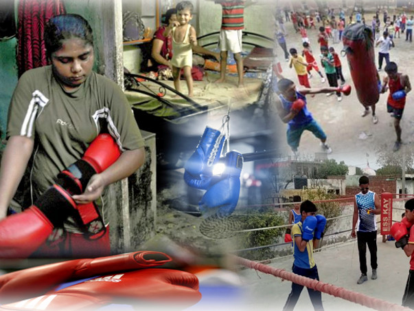 Raise Funds To Assist Boxing Equipment And Facilities