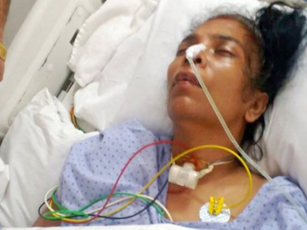 Help Vanita to Bounce back after a Brain Haemorrhage