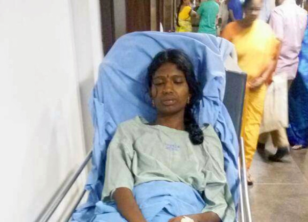 Liver transplantation emergency