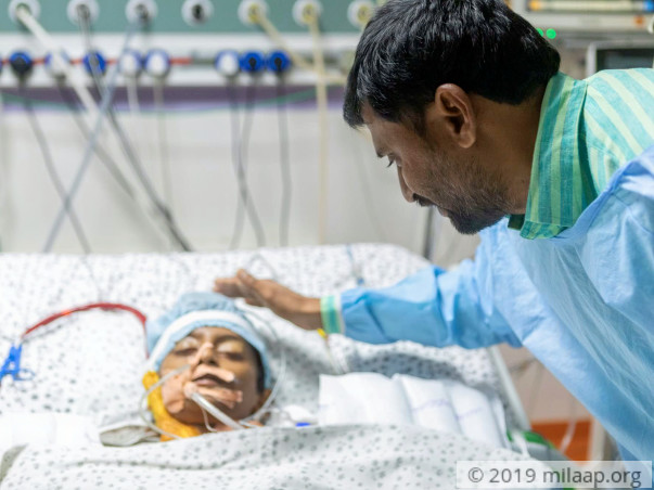 Help Mani Jaswanth Reddy Fight Guillian Barre Syndrome