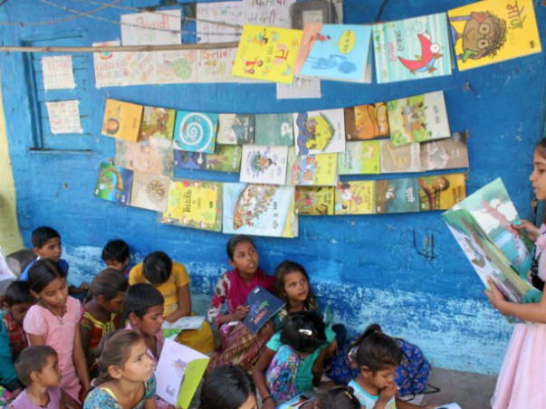 Help Indranil Fund The Street Children With Art Library And Classes