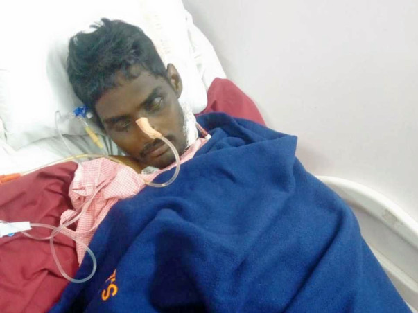 Help Sampath Undergo Liver Transplant.