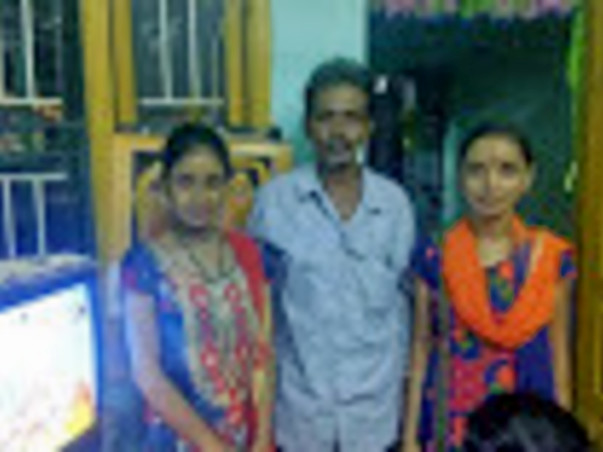 Help Chalapathi Naidu Provide Education To His Children