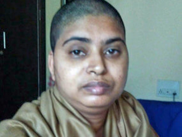 Save Sunitha from breast cancer