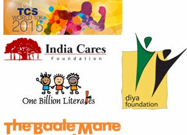 Help me raise funds for these 4 organisations that I support