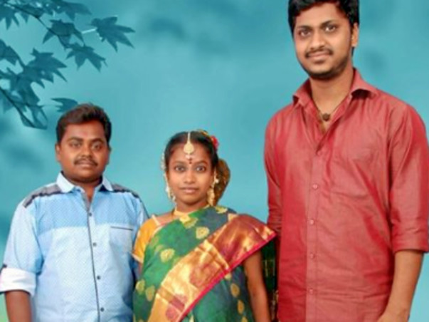 Help My Sister Shanthi As She Fights For Her Life In The CCU