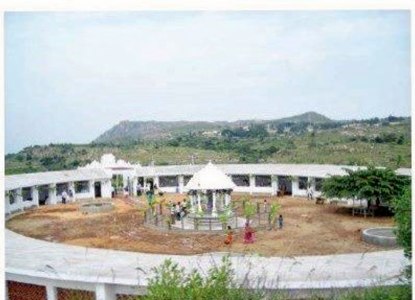 Tree Planting in rural Karnataka