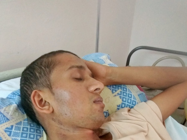 Help Ashish Dhyani Overcome An Accident