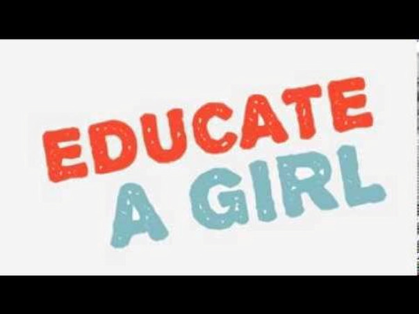 Raising funds to educate a girl