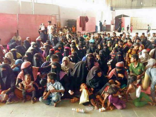 Ramadan Food and Kids Eid Gift Distribution