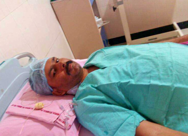 Narayana Has Cancer- You Can Save Him