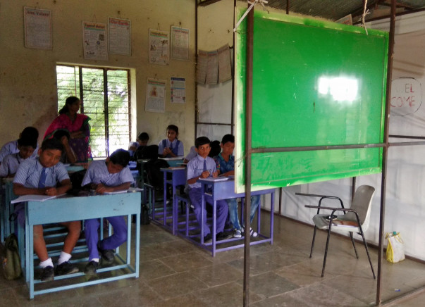 Help Build English School in Village