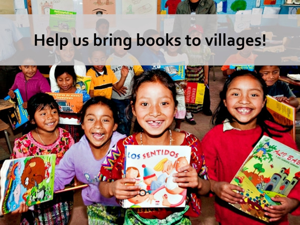 Let's Give Our Villages Their First Libraries