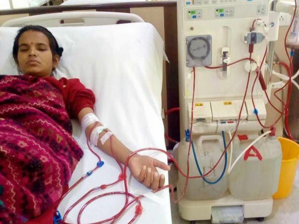 Help My Wife Shashi Kumari To Undergo Kidney Transplant