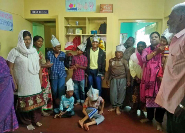 Help Us Buy Equipment For Differently-Abled Children