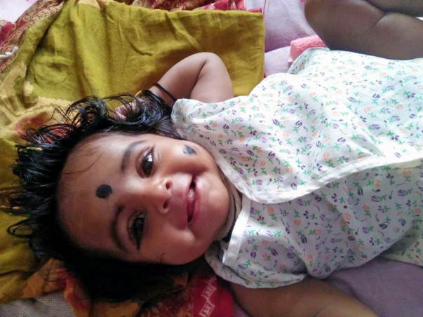 Varshini needs your help to undergo liver transplant