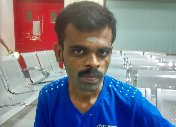 Help Mahesh Kumar personally battling with cancer