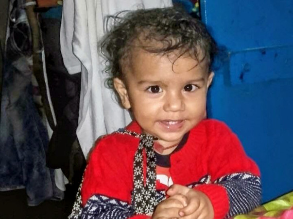 Help 16-month-old Virat fight for his life in the ICU