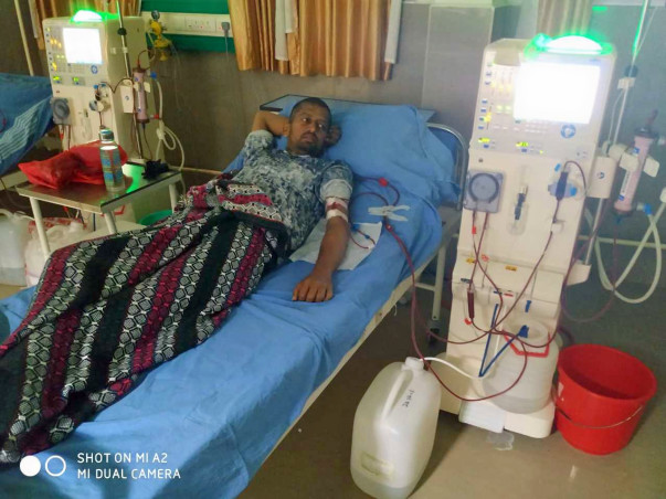 Help Pradeep Shetty For A Successful Kidney Transplant