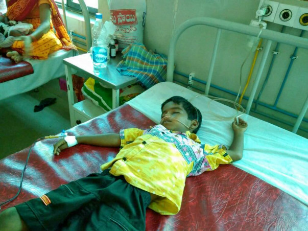 Help This 6-year-old Who Is Rushed To The Hospital Every Month