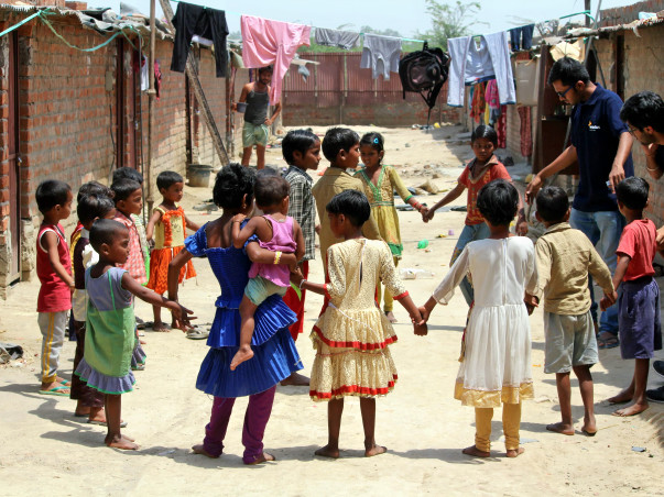 Help Underprivileged Kids Get Basic Education