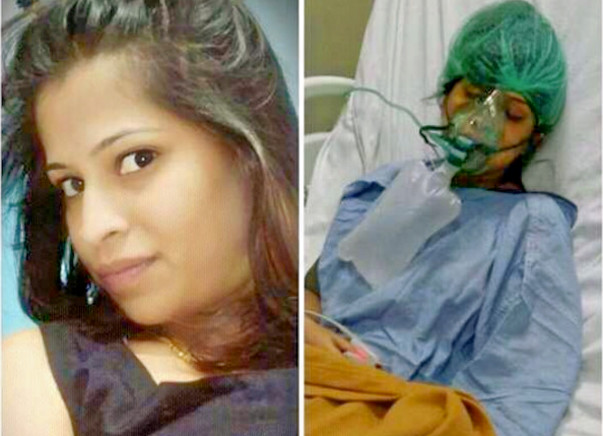 Only A Heart And Lung Transplant Can Save Komal Godase!