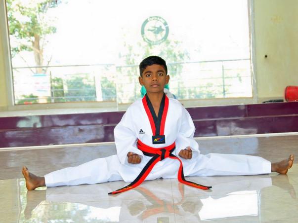 Help These Children Reach The World Taekwondo Championship