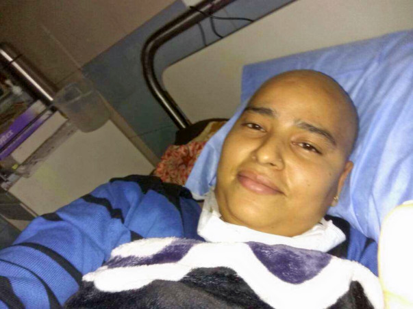 SUPPORT DOLLY'S FIGHT AGAINST CANCER