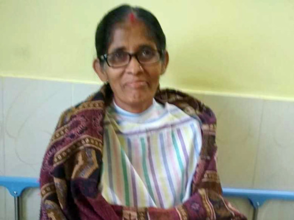 Help Chandralekha Devi undergo open heart surgery