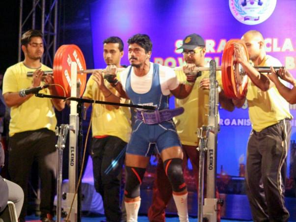 Help Powerlifter Karthik To Make India Proud!