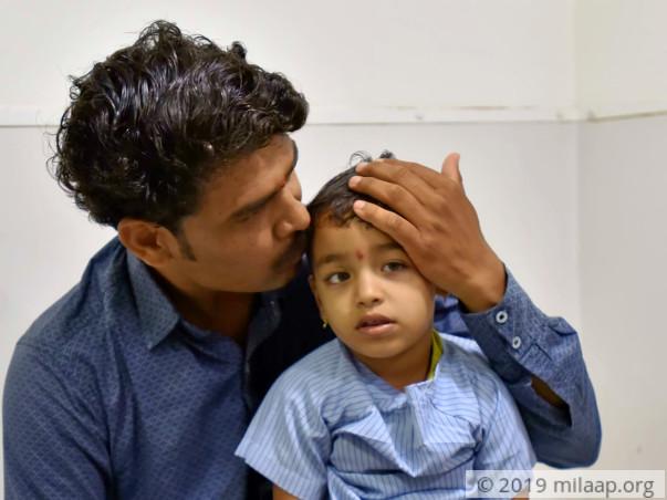 Kritanjali Pandit needs your help to undergo her treatment