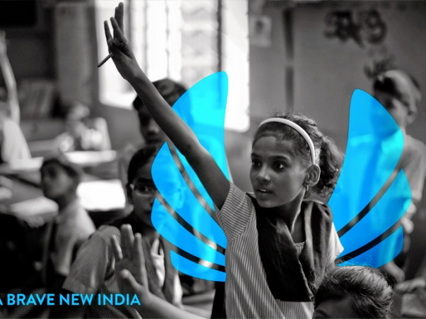 A pursuit of excellence for 108 kids from the slums of Mumbai.