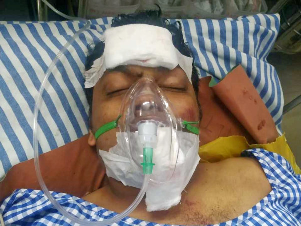 Support Ashutosh Kumar Recover From Road Accident