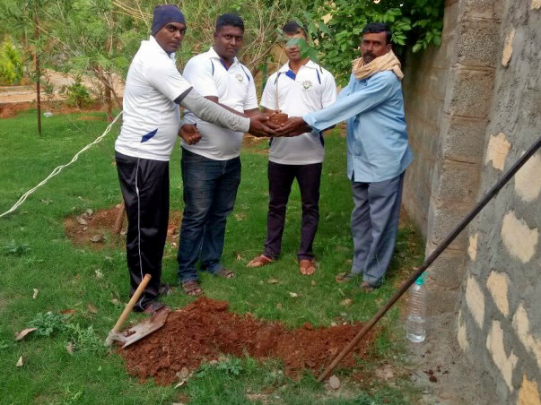 Lets Join Together To Plant 50,000 Trees Across Garden City Bengaluru