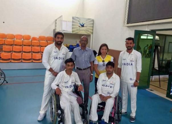 Boccia Sports Kit & Electronics Wheelchair