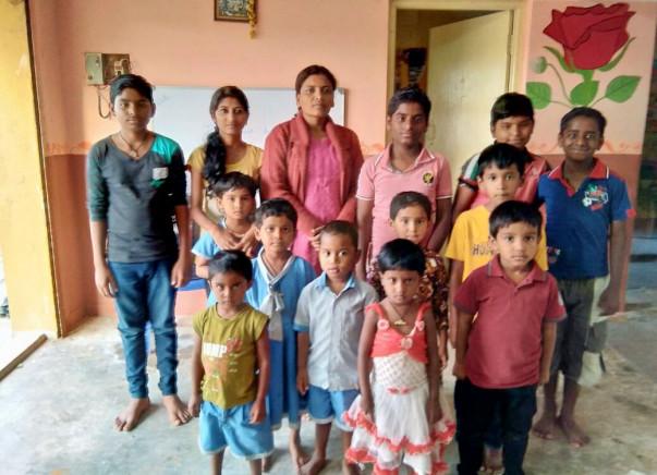 Help I Support Foundation Educate Underprivileged Kids